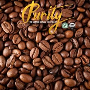 Purity Chiropractic - Purity Coffee logo