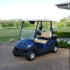 Peregian Springs Golf Cart