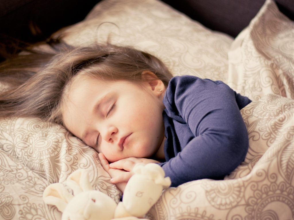 baby sleeping - Purity Chiropractic - Peregian Beach