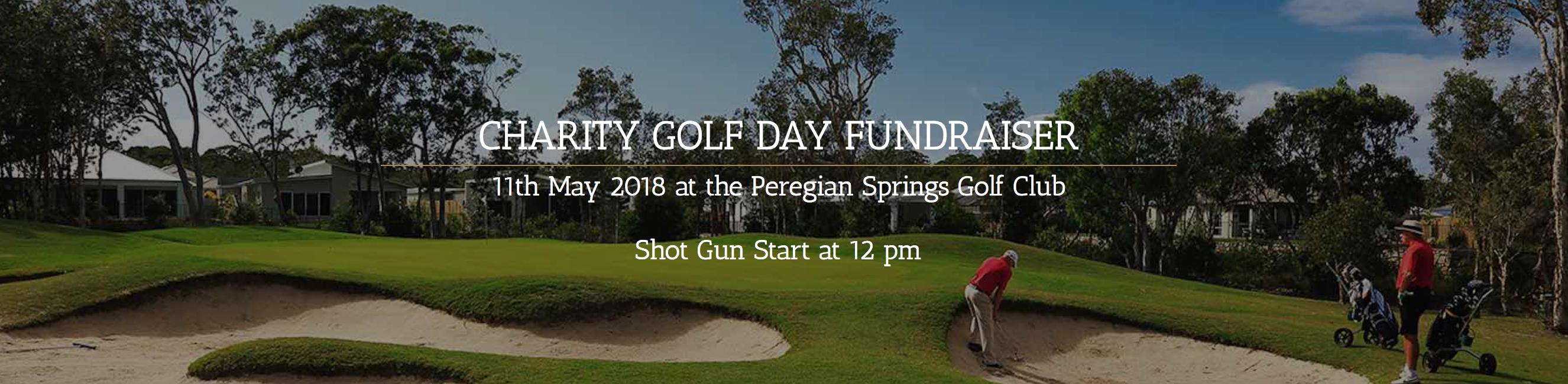 Purity Chiropractic Charity Golf Day -Peregian Beach