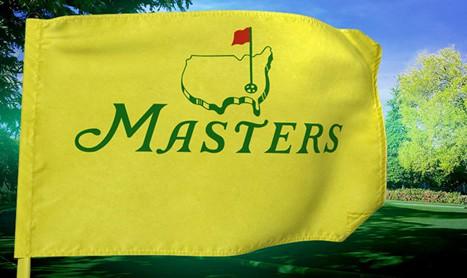 US-Masters-Golf flag- Purity Chiropractic - Peregian Beach
