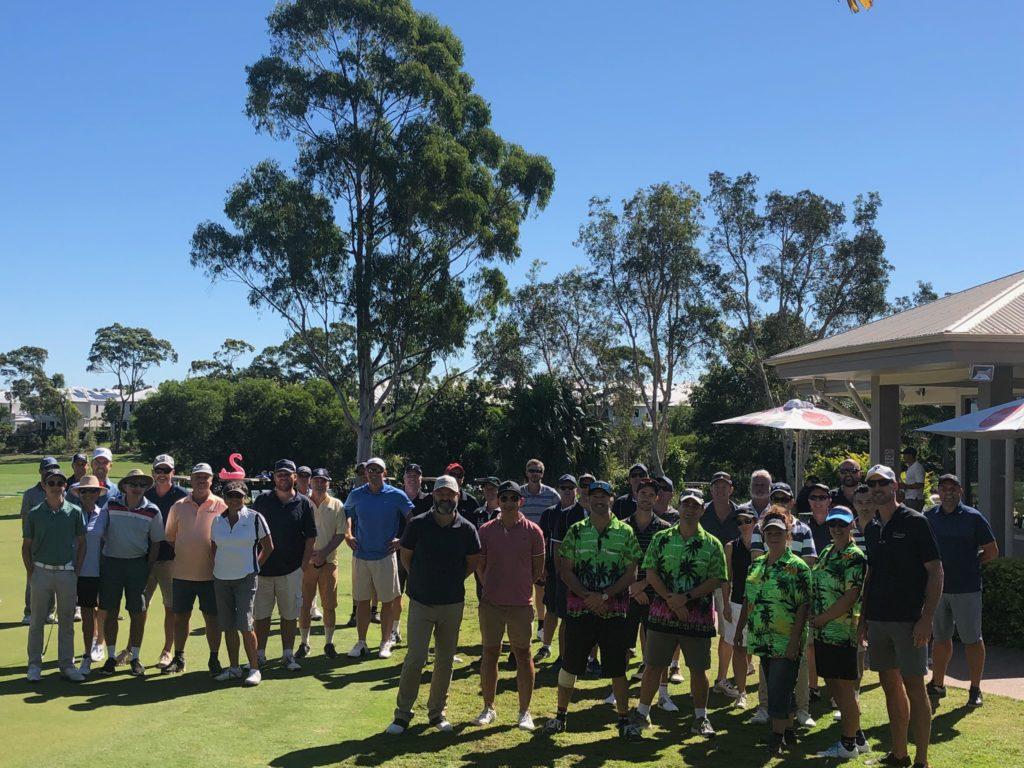 Players - Purity Chiropractic Charity Golf Day - Peregian Beach