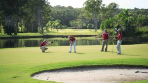 Peregian Springs Golf Course Charity Day