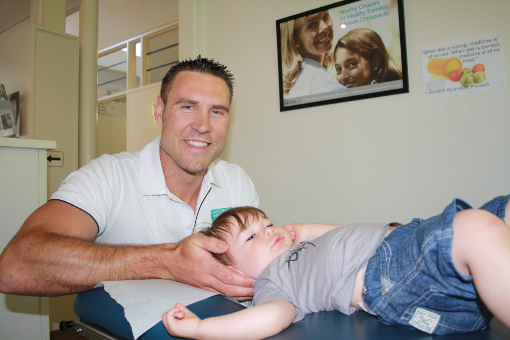 tyler and Dr Andrew Timbs - Purity Chiropractic - Peregian Beach