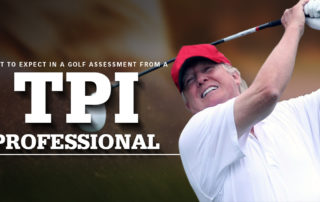Golf Assessment from a TPI Professional