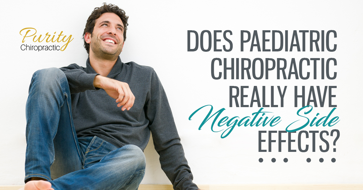 Does Paediatric Chiropractic Really Have Negative Side Effects