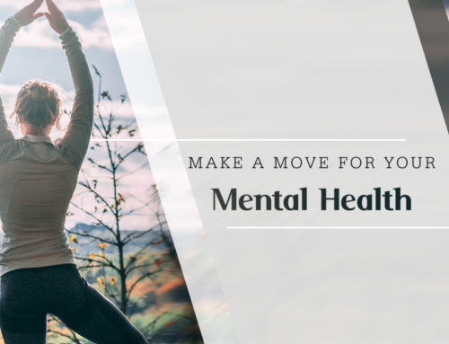 Make a Move for Your Mental Health