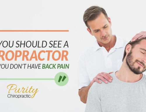 Why You Should See A Chiropractor Even If You Don't Have Back Pain