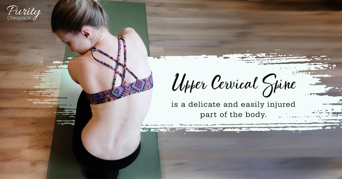 upper cervical spine