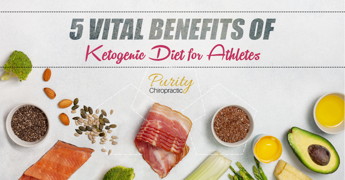 5 Vital Benefits of Ketogenic Diet for Athletes