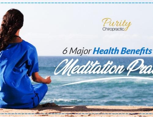 6 Major Health Benefits of the Meditation Practice